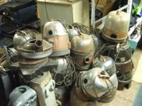 i am removing alot of old Vacuum machines and parts ...