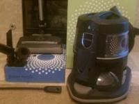 Rainbow Vacuum and Air Cleaner with 2 speed motor. Has