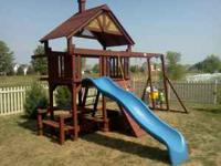 Completely refurbished, 10+ playsets to choose from.