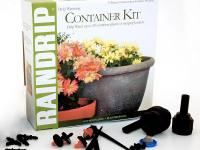 The RAINDRIP Container Drip-Watering Kit can make any