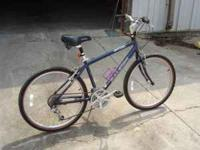 Raleigh 24 Speed Mountain Bike. Model SC40 in great