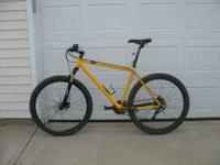 FOR SALE: 2008 Raleigh 29er Mountain Bike Size is XL