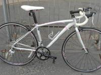 Today we are posting a very nice Women's Road Bike size