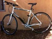 Raleigh FT3 Cadent with Shimano Tiagira Components