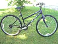 RALEIGH M-30 MOUNTAIN TRAIL BIKE, 17 INCHES FRAME 26