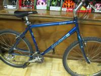 "Raleigh M50 Mens All landscapes bicycle. 20"" Tig Welded"