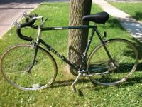 "RALEIGH ""Marathon"" road bike - 23.5 inch (60 cm.)"