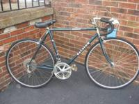 This Raleigh was just tuned up and has brand new tires,