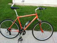 Selling Mens Raleigh Passage 3.0 Frame size: XL / 23