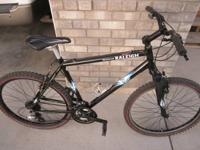 Raleigh Mojave 2.0 Mountain Bike 20 inch all aluminum