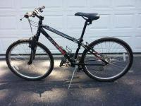 XS Adult Mountain Bike Raleigh Mojave 2.0 (14 inch).