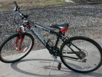 Mountain bike Item ID 38976 This bike has been used