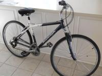 For sale Raleigh SC-30 mountain bike. Excellent