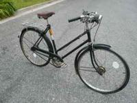 I am looking for a Raleigh or other brand English three