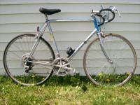 Raleigh Album, 56cm. Necessities tires & tubes.  Have a