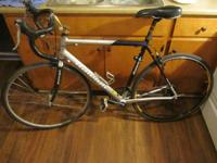 Looking to sell my Raleigh road bike, I've rode it for