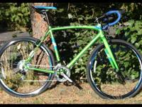 2013 RALEIGH RX 1.0 is a sweet cyclocross bike at a