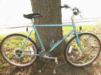city sport raleigh technium, citylite great condition .