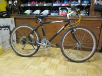 Raleigh Technium All Terrain Bicycle. Made in the