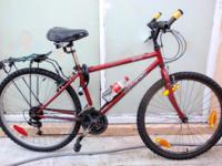 "RALEIGH M 20 MOUNTAIN BIKE, 26"", Multiple speeds in"