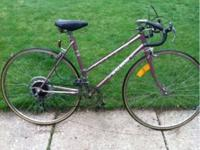I have vintage Raleigh Capri 10 speed roadbike great