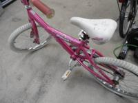 I have a Ralley girls bike for sale. It is used, but it