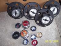 1960 s 1970 s 1980 s Chevy Tk & Van Rally Wheel