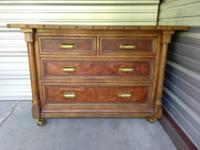 Selling a beautiful Ralph Lauren chest. It was