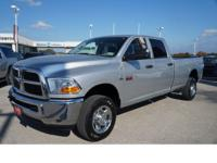 Don't let this 2012 RAM 2500 ST drive away without you!