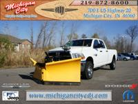 Meyer 8.5 Ft V-Plow, Manual Shift on the Fly Transfer