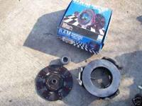 "New RAM High Performance Clutch Kit 11"" Clutch Disc"