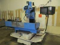 buyer pays shipping REM CNC VERT. MILLING MACHINE, 16""