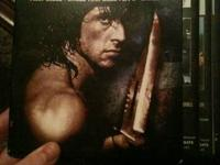 I have a set trilogy blue-ray disc of Rambo, and a 2-