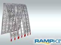 Outstanding ramp suitable for a variety of loading