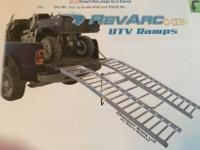 RevArc Ramps used two times then bought ramp trailer.