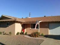 Ranch Realty 4 bedroom, 2 bath Tempe, AZ. single family
