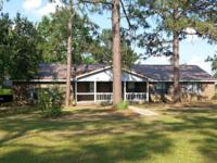 Ranch Style Brick Home with Tin Roof, Central Heating