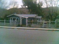 Ranchito For lease in Banning 2 Bedroom cottage on over