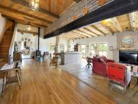 This 115-acre working ranch set on the Chama River is