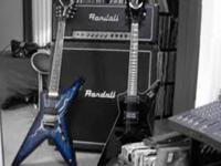 Randall RG100 ES Dimebag Pantera Amp  For sale is a