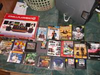 I have a bunch of random games to sell. I'm asking for