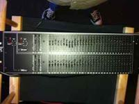 high end 2 channel EQ system. I have two for sale. 200