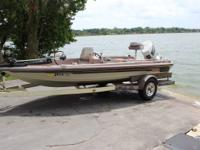 Hello I have a Ranger Bass Boat 330-V for sale or