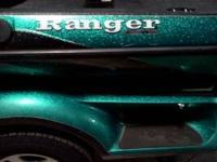 ***BLUE BOOK VALUE $13,000*** 19 foot - 2000 Ranger DVS