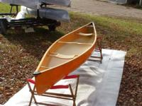 Ranger Canoe Manufacturing plant Direct Sales 16' 52lb