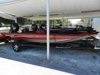2014 Ranger RT-178c Aluminum Bass Boat with four stroke
