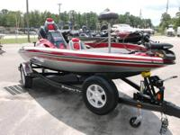 2014 Ranger Z117 powered by a Mercury 115 Pro XS! Boat