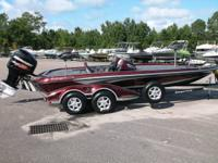 The ALL NEW Ranger Z521C is here! Boat is powered by a