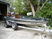Ranger 330V Bass Boat. Perfect for somebody who desires
