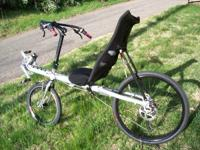 I have for sale a NEW type 20x26 Rans Rocket. The bike